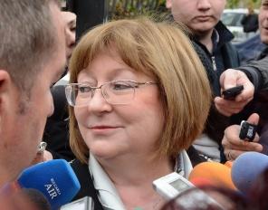 """Съпругата на Цветан Василев на разпит в Столичното следствие, """"Булфото"""""""