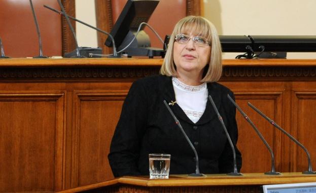 """Министър Цачева ще участва в Съвета на ЕС """"Правосъдие и вътрешни работи"""""""