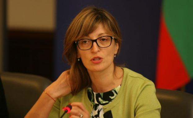 Екатерина Захариева: Румъния ще запази фокуса върху евроинтеграцията на Западните Балкани