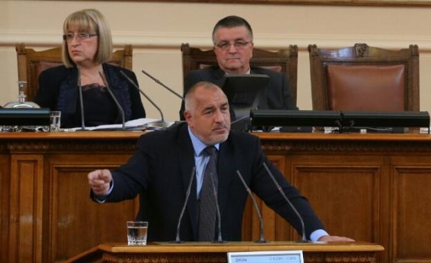 Борисов: Няма да прекратим договора със САЩ за военните бази у нас
