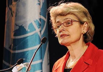 Ирина Бокова с номинация за кандидат-президент от структура на БСП