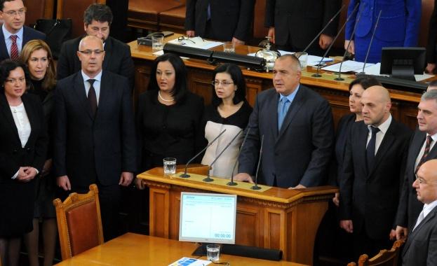 КНСБ приветства новото правителство и е готова за диалог