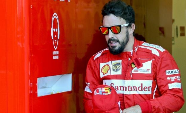 Фернандо Алонсо е обмислял оттегляне от Формула 1
