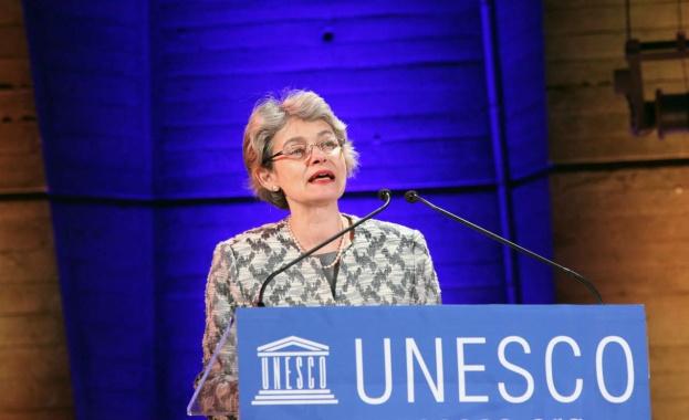 Ирина Бокова съжали, че САЩ напускат ЮНЕСКО