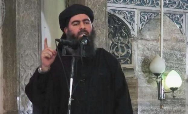 """Лидерът на """"Ислямска държава"""" е жив, обяви кюрдски служител в Ирак"""
