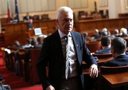 Сидеров: НФСБ, ВМРО, Атака, Народен съюз и други формации отиваме на избори