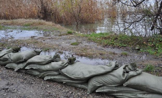 ПБЗН е подготвена да реагира при наводнение