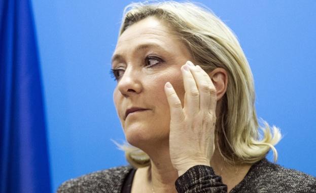 Льо Пен: Готвят се атаки в деня на изборите и има поне един терорист на свобода