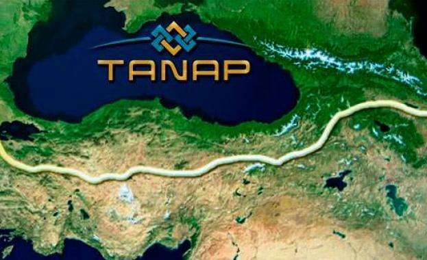 Украйна може да получава газ от Трансанадолския газопровод (TANAP) през