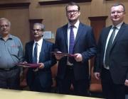 """ТВЕЛ сключи договор за доставка на горивни таблетки от обогатен уран за АЕЦ """"Тарапур"""""""