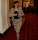 Кой ще подкрепи кандидатурата на Румяна Бъчварова за вътрешен министър?