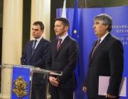 БСП лява България постави пред президента темите за заема и санкциите срещу Русия