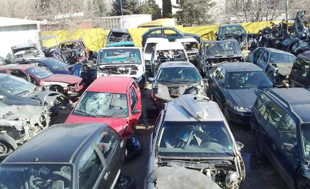 Немците масово изхвърлят дизелови коли