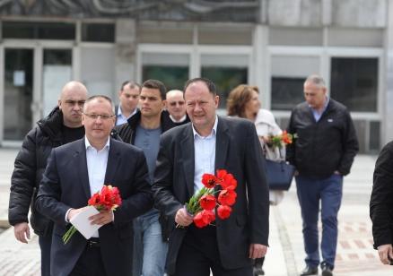 Станишев няма планове да се върне начело на БСП