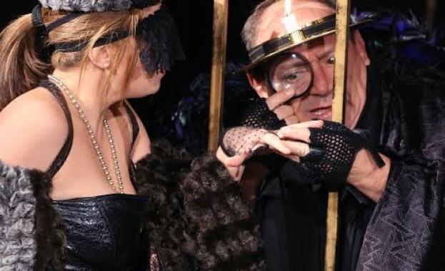 Антон Радичев - 40 години на сцената