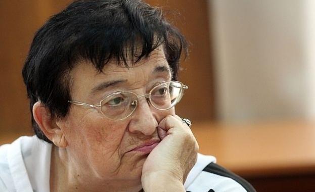 Мика Зайкова: Работиш и си на прага на бедността