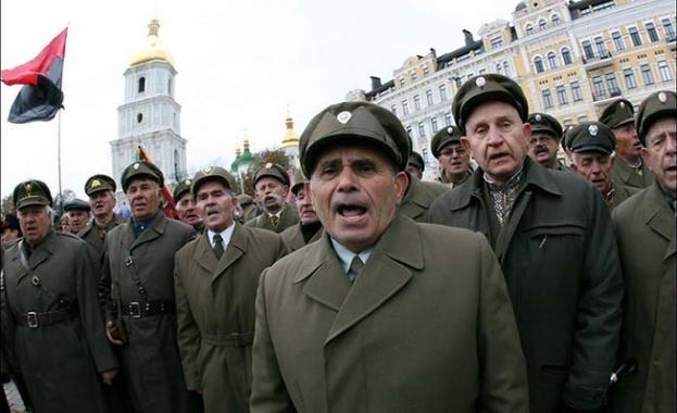Върховната рада призна нацистите за борци за независимост на Украйна