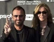 """Ринго Стар влезе в """"Залата на славата на рокендрола"""""""
