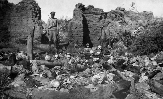 Арменският геноцид: Нямаме информация за такова събитие