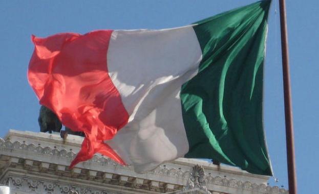 В горната камара на италианския парламент се стигна до сбиване