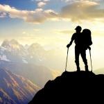Силен е не онзи, който може да се изкатери до голяма височина, а онзи, който...