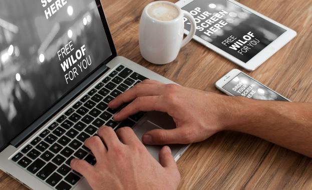 Почти всеки трети зает използва компютър ежедневно на работа