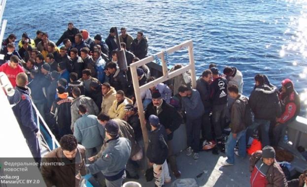 """""""Лекари без граници"""" временно спира да спасява мигранти в Средиземно море"""