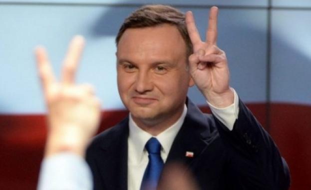 Президентът на Полша Анджей Дуда сравни членството в Европейския съюз