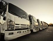 От 3 до 7 ст. на километър тол такса за камиони от 3,5 до 12 тона