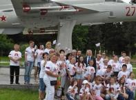 Кметът на Несебър и двама космонавти от България и Русия откриха паметник на МИГ-21