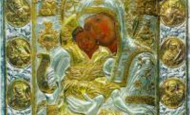 На Светли Петък празнуваме Живоприемен Източник на Пресвета Богородица