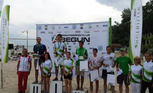 Amway подкрепя Българската паркова купа по спортно ориентиране - Отбор NUTRILITЕ - 2015 г.