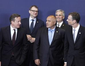 Премиерът участва в заседанието на Европейския съвет