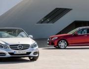 Mercedes-Benz E-Class: 13 000 000 и продължават