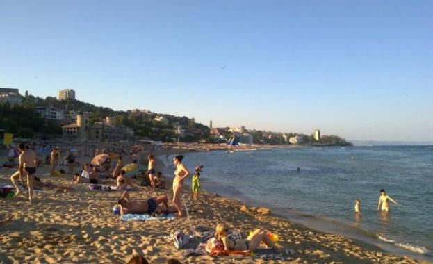 Около 15 процента увеличение на броя на руските туристи в
