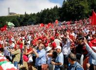 Членове и симпатизанти на БСП се събраха под връх Бузлуджа