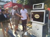 От Пловдив стартира голямото препломбиране на бензиноколонките