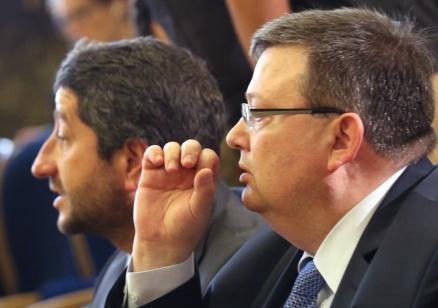 """Цацаров: Прокуратурата, слава Богу, не е получавала пари от """"Америка за България"""""""