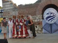 """Деца от осем страни на  Международния арт фестивал """"Съзвездия в Несебър"""""""