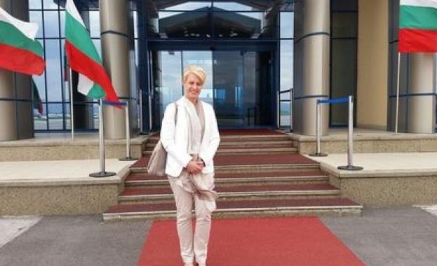 Посланик Ема Хопкинс: България ще има чувствителна роля в преговорите за Brexit