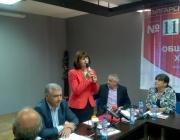 Премахване на таксите в детските градини за всички деца, обеща Мариета Сивкова