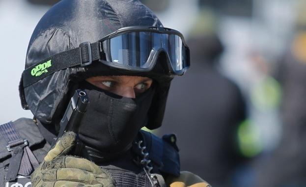 Мащабно учение край Черно море тренира военни за реакция при нападение с химическо или ядрено оръжие