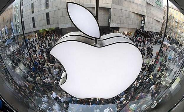 Apple мина изцяло на чиста енергия