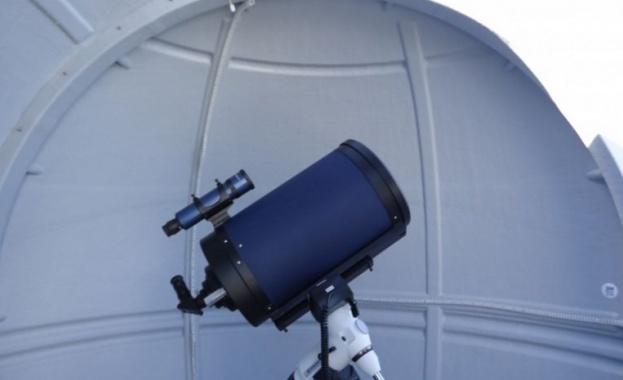 Откриха новия център с астрономическа обсерватория на Шуменското плато
