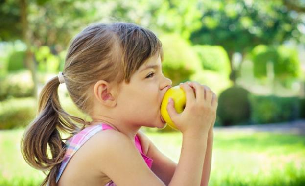 Снимка: Децата имат таланта да...