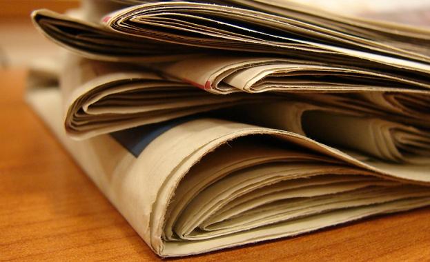 Във фокуса на неделните издания са изказванията на президента Румен