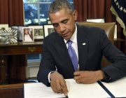 Барак Обама одобри 607 млрд. долара за отбрана