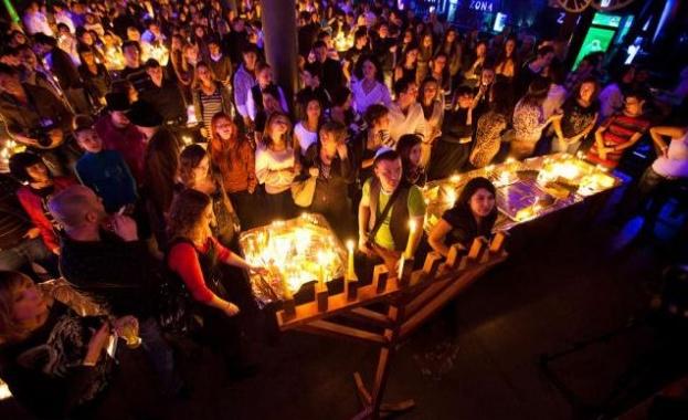 Еврейската общност отбелязва Ханука - празникът на светлината