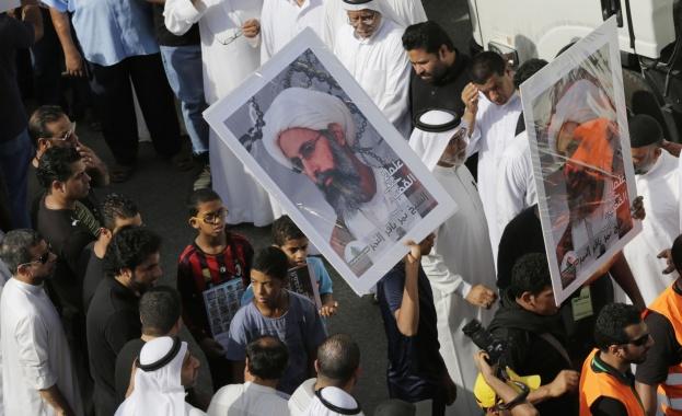 Екзекуцията на Ал Нимр в Саудитска Арабия разпалва протести