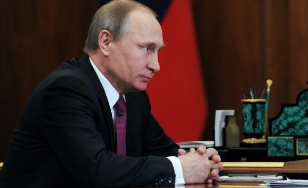 Путин поздрави Асад за освобождаването на Палмира